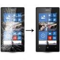 Remplacement écran tactile lumia 520