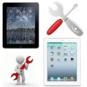 Changement Vitre Tactile pour iPad 2