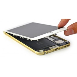"""Changement Vitre + LCD iPhone 6 plus - 5,5"""" (noir/blanc)"""
