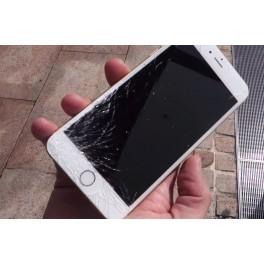 """Changement Vitre + LCD iPhone 8 - 4,7"""" (noir/blanc)"""