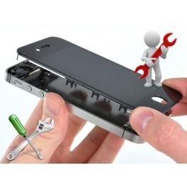 Changement Vitre + LCD iPhone 5S (noir/blanc)