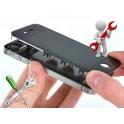 Changement Vitre + LCD iPhone 5C (noir/blanc)